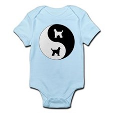 Yin Yang Afghan Infant Bodysuit