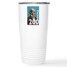Cute Charles darwin Travel Mug