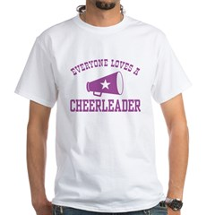 Everyone Loves a Cheerleader Shirt