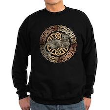 Celtic Cat Sweatshirt