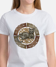 Celtic Cat Tee