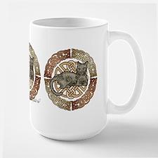Celtic Cat Mug
