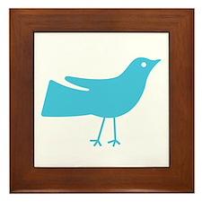 Follow Me Framed Tile