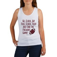 Cute Soccer widow t Women's Tank Top