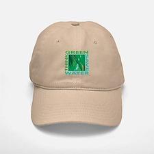 Water Conservation Baseball Baseball Cap