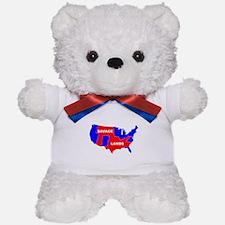 savagelands Teddy Bear