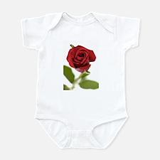 RED ROSE_9 Infant Bodysuit