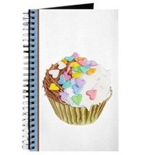 Cupcake Hearts Journal