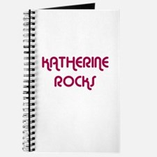 KATHERINE ROCKS Journal