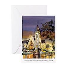 South Highland Presbyterian Greeting Card