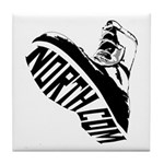 NorthCom Tile Coaster
