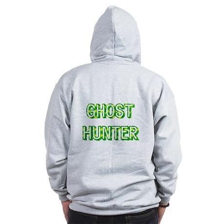 Ghost Hunter Zip Hoodie
