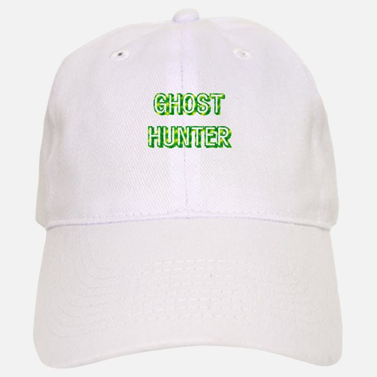 Ghost Hunter Baseball Baseball Cap