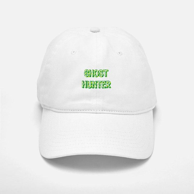 Ghost Hunter Baseball Baseball Cap