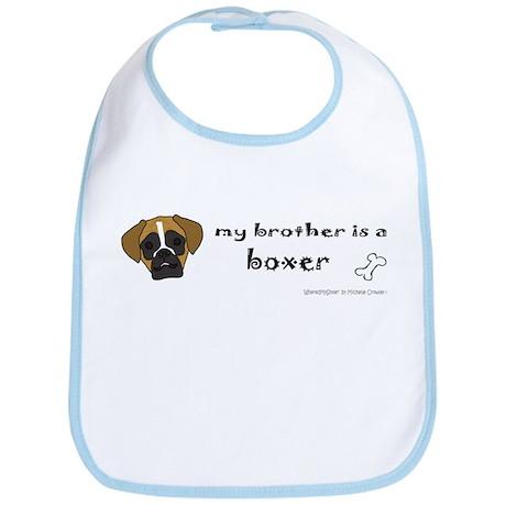 boxer gifts Bib