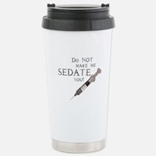 Sedation Stainless Steel Travel Mug