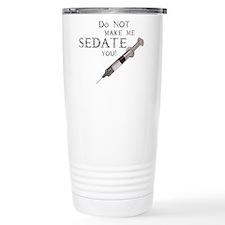 Sedation Thermos Mug