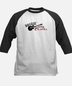 Rockin Little Brother (2009) Kids Baseball Jersey