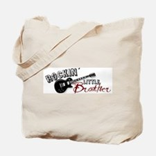 Rockin Little Brother (2009) Tote Bag