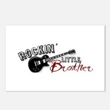 Rockin Little Brother (2009) Postcards (Package of
