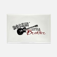 Rockin Little Brother (2009) Rectangle Magnet (10