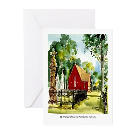 St. Andrew's Greeting Cards (Pk of 10)