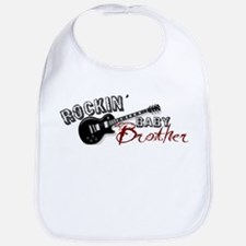 Rockin Baby Brother (2009) Bib