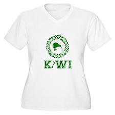Green New Zealand Kiwi T-Shirt