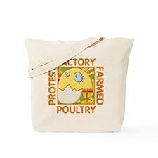 Animal Rights Tote Bag