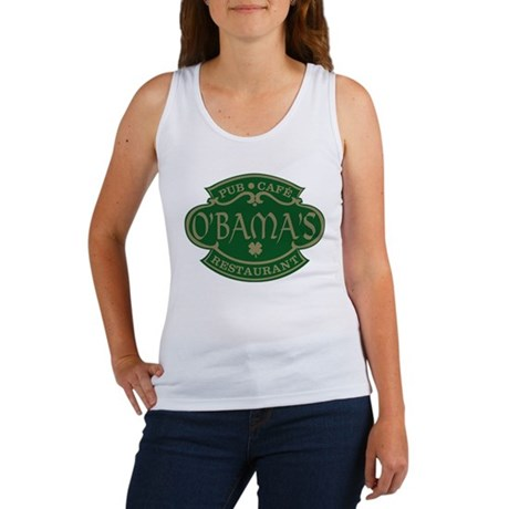 obama pub Women's Tank Top