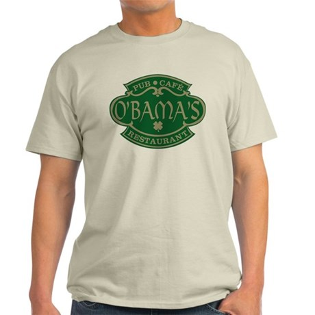 obama pub Light T-Shirt