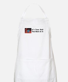 It's Your Hell BBQ Apron