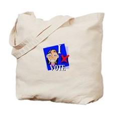 I Vote Tote Bag