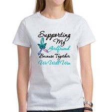 Thyroid Cancer Girlfriend Tee