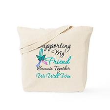 Thyroid Cancer Friend Tote Bag