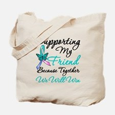 Thyroid Cancer Friend Tote Bag