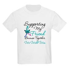 Thyroid Cancer Friend T-Shirt