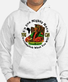 Up You Mighty Race Hoodie