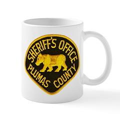 Plumas County Sheriff Mug