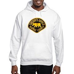 Plumas County Sheriff Hoodie