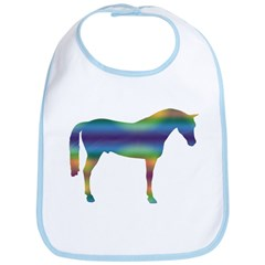 A Horse of Another Color Bib