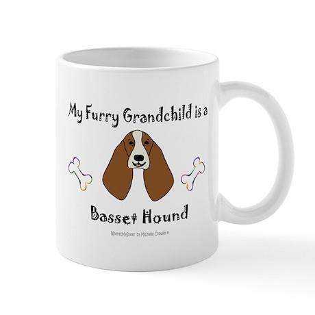 basset hound gifts Mug