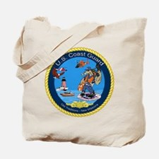 Coast Guard Tote Bag