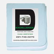 D-Excellence HVAC baby blanket