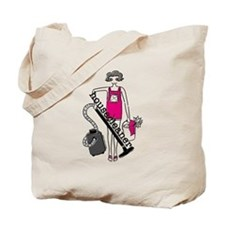 Housecleaner Tote Bag