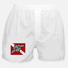 Manta Dive Boxer Shorts