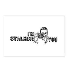 I'm Stalking You Postcards (Package of 8)