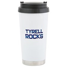tyrell rocks Travel Coffee Mug