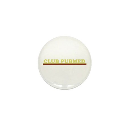 Club Pubmed Mini Button