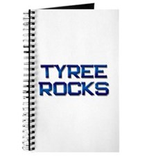 tyree rocks Journal